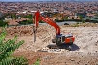 KAYAHAN - Güney Kuşak Yolunda Çalışmalar Devam Ediyor