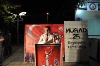 Seydişehir'de Şehit Babasından Milli İrade Nöbetine Destek