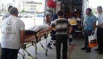 İSMAIL TÜFEKÇI - Su Tankının Altında Kalan Asker Adayı Ağır Yaralandı