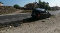 SULUCA - Tosya D-100 Karayolunda Trafik Kazası Açıklaması 2 Yaralı