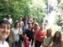 ÖMER ÖZCAN - Turizm Gönüllüleri İnfo Turlarına Başladı