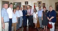MUHTARLAR KONFEDERASYONU - Türkiye'nin Muhtarları Samsun'da