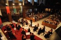 ODA ORKESTRASI - TÜRKSOY Gençlik Oda Orkestrası İngiltere'yi Büyüledi