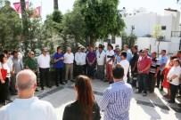 İSMAIL ALTıNDAĞ - Başkan Kocadon, Personeli İle Bayramlaştı