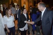 FEVAI ARSLAN - Bilim Sanayi Ve Teknoloji Bakanı Faruk Özlü Düzce'de
