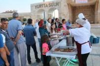 CENK ÜNLÜ - Didim AK Parti'den 1000 Kişilik İftar Yemeği
