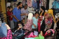 Dörtyol'da Türkmen Ailelere Bayramlık