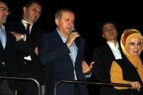ÇİMENTO FABRİKASI - Erdoğan'dan Gülen'e Açıklaması Senin Lanetin Tutmaz