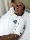 ÇAMAŞIR SUYU - Hasta Yakınları Ambulans Sürücüsünü Darp Etti