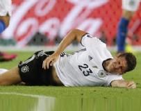EURO 2016 - Mario Gomez turnuvayı kapattı!