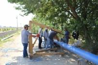 MASKİ Turgutlu'da 5 Bin Metrekarelik Hat Döşedi