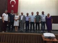NILGÜN MARMARA - Süleymanpaşa Kent Konseyi 2. Genel Kurulu Gerçekleştirildi