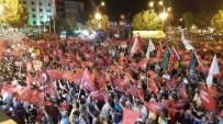 AHMET GAZI KAYA - Adıyaman'da Demokrasi Nöbeti İl Ve İlçelerde Sürüyor