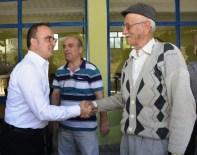 BALCıLAR - AK Parti Grup Başkanvekili Turan; 'Meydanların Tek Sahibi Millettir'