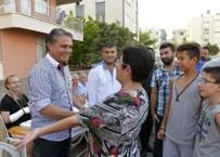 NAMUSLU - Başkan Uysal, Sedir Mahallesi'nde Halk Gününe Katıldı