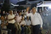 TURGUT DEVECIOĞLU - Başkan Zolan, Honaz Halkıyla Demokrasi Nöbetinde