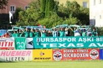 BİLAL KISA - Bursaspor, Alman Ekibine 3-0 Mağlup Oldu