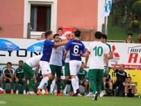 BOŞNAK - Darmstadt 98 - Bursaspor Maçında Kavga, Sercan Yıldırım Çılgına Döndü