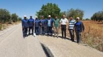 MEHMET METIN - Köy Yollarının Bakım Onarımı Ve Asfalt Çalışmaları Sürüyor