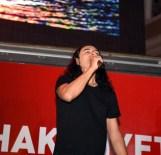 YUSUF GÜNEY - Sanatçılar, Tuzla'da Demokrasi Nöbetine Katıldı