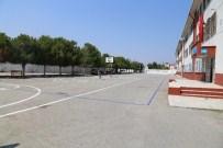 OKUL BİNASI - Turgutlu Belediyesi Okulları Güzelleştiriyor