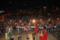 ÇANAKKALE DESTANI - Vali Çiçek Ve Milletvekilleri 03.00'A Kadar Demokrasi İçin Bekledi