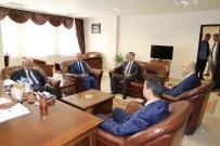Vali Güvençer Turgutlu'da İncelemelerde Bulundu