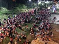 MUSTAFA NECATİ - Başakşehir, Milli İrade İçin Yürüdü