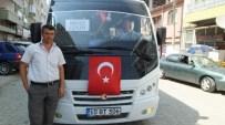 Burhaniye'den Havran'a Günlük 27 Minibüs Seferi