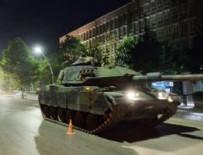 Darbeci albayın ajandasından çıkan gözaltı listesi
