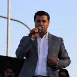 TERTIP KOMITESI - Diyarbakır'da HDP 'Darbeye Hayır Demokrasi Hemen Şimdi' Mitingi Yaptı