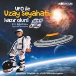 ASTRONOMI - Yeşilyurt AVM'de UFO Heyecanı
