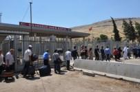 41 Bin Kişi Suriye'ye Geçti