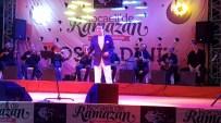 AHMET ÖZHAN - Ahmet Özhan İlahileri İle Geceyi Güzelleştirdi