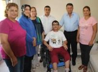Erzin Belediyesi'nden 6 Engelliye Akülü Araç