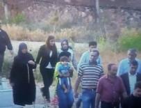 DIRAYET - HDP milletvekilleri PKK'lının cenaze töreninde