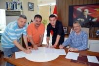 ALI ÖZKAN - Karacabey Belediyespor İlk Transferini Yaptı