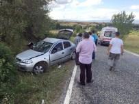 Kastamonu'da Otomobiller Çarpıştı Açıklaması 1 Ölü, 2 Yaralı