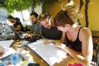 GENÇ BEYİNLER - Konak'ın Parklarını Genç Beyinler Güzelleştirecek