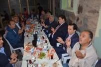 ALI ARSLANTAŞ - Orham Birdal Köylüleri İle İftarda Buluştu