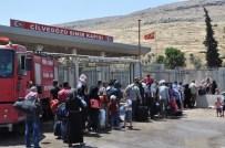 Suriye'ye Bayramlaşmaya Gidenlerin Sayısı 41 Bine Ulaştı