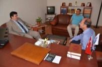 ÇİMENTO FABRİKASI - Vali Arslantaş İadeyi Ziyaretlerde Bulundu