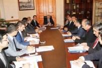 MUSA ÜÇGÜL - Vali Doğan Başkanlığında KÖYDES Değerlendirme Toplantısı Yapıldı