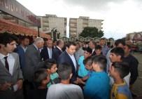 ANTALYA BELEDİYESİ - Ağrı Valisi Işın'dan Belediye Başkanı Sakık'a Tepki