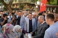 ÇAĞA - Bakan Efkan Ala Bayram Namazını Bursa'da Kıldı