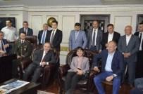 FEVAI ARSLAN - Bilim Sanayi Ve Teknoloji Bakanı Faruk Özlü,