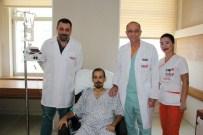 KARACİĞER NAKLİ - Halsizlikle Gitti, Karaciğerinde 2 Kilo 300 Gram Tümör Çıktı