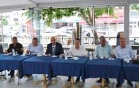 TAMER ORHAN - Hayrabolu'da Bayramlaşma Töreni Düzenlendi