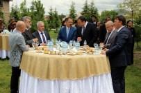 SÜLEYMAN ÖZDEMIR - Kayseri'de Bayramlaşma