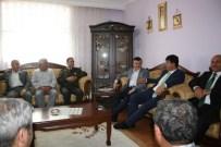 ALI ADA - Pasinler Protokolü Bayramda Şehit Ailelerini Unutmadı
